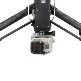 Camera Holder Gopro Camera Gimbal Mount for DJI Inspire 1 RC Drone