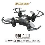FQ777-951 FQ777 951 MINI Headless Mode 2.4G 4CH 6 Axis RC Drone RTF