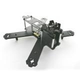 Realacc 210 V2 210MM 4mm Carbon Fiber Racing Frame w/ 5V 12V BEC PDB Runcam Mobius Gopro Camera Base