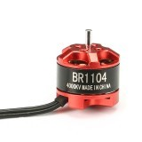 Racerstar Racing Edition 1104 BR1104 4000KV 1-2S Brushless Motor For 100 120 150 Glass RC Multirotor