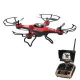 JJRC H8DH 5.8G FPV With 2MP HD Camera 2.4G 4CH 6Axis Altitude Hold RC Drone RTF