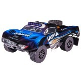 HT 1/16 Full Proportional 2.4GHz 4CH Remote Control High Speed Truck Car RTR 4WD