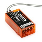 REDCON CM703 2.4G 7CH DSM2 DSMX Compatible Receiver With PPM Output