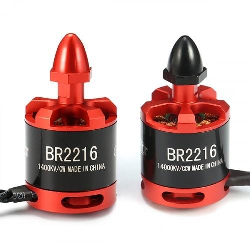 Racerstar Racing Edition 2216 BR2216 1400KV 2-4S Brushless Motor For 350  380 400 450 Frame Kit