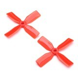 10 Pairs Kingkong 3x3x4 3030 4-Blade Propeller CW CCW for FPV Racer