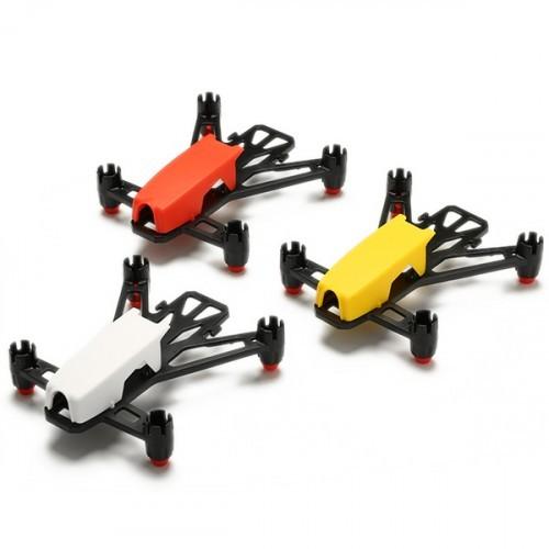 Kingkong Q100 100mm DIY Micro Mini FPV Brushed RC Drone Frame Kit ...