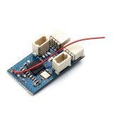 Mini Flysky AFHDS Compatible 8CH Receiver PPM Output With 1mm JST Socket For DIY Micro Drone