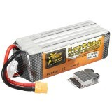 ZOP Power 11.1V 8000mAh 3S 40C Lipo Battery XT60 Plug With Battery Alarm