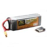 ZOP Power 14.8V 5500mAh 4S 45C Lipo Battery XT60 Plug With Remote Battery Monitor