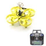 Eachine Turbine QX70 70mm Micro FPV LED Racing Drone with Eachine i6 Transmitter RTF