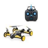 JJRC H23 2.4G 4CH 6Axis 3D Flips Flying Car One Key Return RC Drone RTF