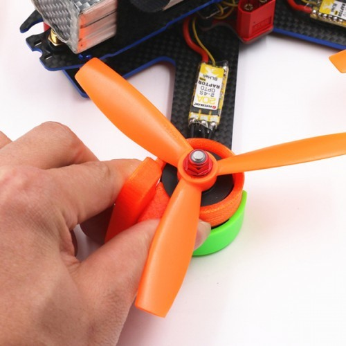 3D Printed TPU Disassembling Propeller Motor Fixed Tool Anti-skid 7g for RC  Multicopters
