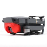 Spare Parts Sun Shade Lens Hood Glare Gimbal Camera Protector Cover For DJI Mavic Pro