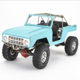 TFL Hobby Bronco C1508 1/10 2.4G 4WD 45T Climbing Remote Control Car No Coating Without Motor 540