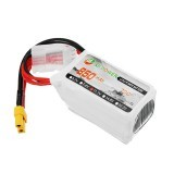 XF Power 11.1V 850mAh 3S 70C Lipo Battery XT30 Plug