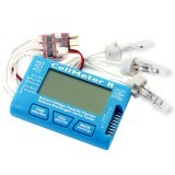 AOKoda CellMeter8  8S Battery Voltage Capacity Balance Servo Checker Tester With Discharge Module