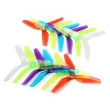 10 Pairs Racerstar V2 5042 5x4.2x3 3 Blade Propeller 5.0mm Mounting Hole for FPV Racing Frame