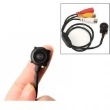 1/4 CMOS 700TVL 1.8mm 170 Degree M12 Wide Angle HD Mini FPV Camera PAL/NTSC 5V-9V Step-down Cable