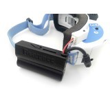 Realacc 18650 Li-ion Battery Replaced Refit Case DIY For Fatshark Goggles Case Only Without Battery