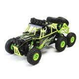 WLtoys ACross CrawlerKing 18628 1/18 6WD Rock Crawler Remote Control Car RTR