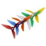 2 Pairs Tarot 4041 3 Blade CW CCW FPV Racing Propeller Orange Blue Red Yellow Green White