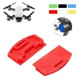 3D Printed Body Charging Plug Shock-proof Protector Dustproof Cover Guard Kit For DJI Spark Drone