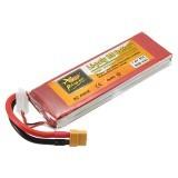 ZOP Power 7.4V 5000mAh 60C 2S Lipo Battery XT60 Plug For Rc Racing Car