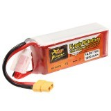 ZOP Power 14.8V 1600mAh 70C 4S Lipo Battery XT60 Plug