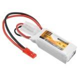 ZOP Power 7.4V 350mAh 70C 2S Lipo Battery JST Plug
