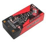 Gaoneng 7.4V 5000mAh 2S2P 120C 37.5WH Lipo Battery for 1/10 RC Car