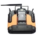 One Pair Anti-skidding PU Transmitter Hand Tray for Frsky Taranis X9D / X9D Plus
