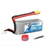 JJPRO-P04 Power 11.1V 2000mah 30C 3S Lipo Battery XT60 Plug With Strap Bag