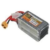 ZOP Power 14.8V 1300mAh 80C 4S Lipo Battery XT60 Plug