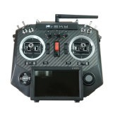 FrSky Horus X10S 16 Channels RC Transmitter Mode 2 MC12plus Gimbal Aluminum Packaging
