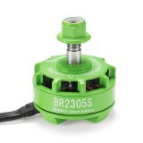 Racerstar 2305 BR2305S Green Edition 2400KV 2-5S Brushless Motor For X210 X220 250 300 Racing Frame