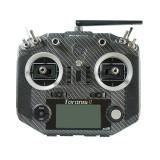 Frsky 2.4G 16CH ACCST Taranis Q X7S Carbon Fiber Water Transfer Transmitter Mode 2 M7 Gimbal EVA Bag