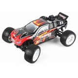 ZD Racing 9104 Thunder ZTX-10 1/10 DIY Car Kit 2.4G 4WD Remote Control Truggy Without Electronic Parts
