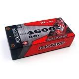 Gaoneng GNB 7.6V 4600mAh 80C HV4.35 34.96WH Lipo Battery T Plug For RC Car