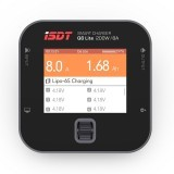 ISDT Q6 Lite 200W 8A MINI Pocket Battery Balance Charger for 2S-6S Lipo Battery