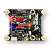 RUSH VTX LITE 5.8G 48CH off/25mW/200mW/600mW Switchable Racing AV Transmitter RaceBand/LowRace