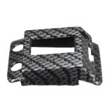 Realacc RX5808 PRO PLUS Case Carbon Fibre FPV Receiver Protector Cover for Fatshark Dominator Goggle