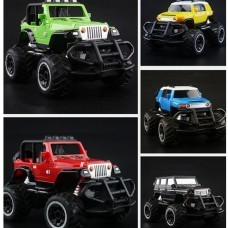 1:43 Four Channel Remote Control Car Mini Off-road Vehicle 6146 Remote Remote Control Car