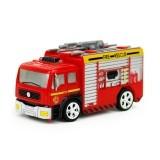 Coke Can Shenqiwei 8027 1:58 Water Tank Truck Fire-Engine Remote Control Car Mini 4 Channel