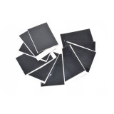 10 PCS 3m Gum Battery Silicone Non-slip Pads for RC Multirotor FPV Racing Drone