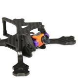 Fixed Mount TPU Purple & Black For Runcam Swift Foxeer 1177 Arrow Micro FPV Camera 3-5 Inch RC Drone