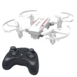 JX 1601 Mini 2.4G 4CH 6-Axis Altitude Hold Mode Foldable Arm RC Drone Drone RTF