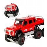 Flytec Remote Control Car 1/10 4CH 6WD Rock Crawler 6x6 Driving Truck Double Motors Big Foot Off-Road Model Toys