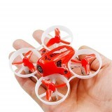 KINGKONG/LDARC TINY 6X 65mm Micro Racing FPV Drone With 716 Brushed Motors Baced on F3 Brush Flight Controller