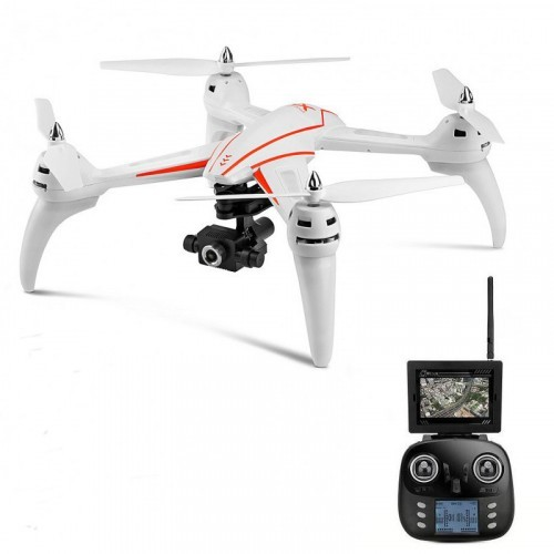 Wltoys Q696 5 8G WiFi FPV with HD 2MP/5MP Camera 2-axis Gimbal Altitude  Mode RC Drone Drone RTF