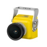 Caddx CM01 Case for Turbo S1 FPV Camera With Mount Bracket Yellow/Green